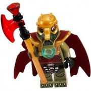 LEGO Legends of Chima Crominus Mini Figure From Craggers Command Ship set #70006