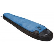 Grand Canyon Cuddle Bag 150 Sleeping Bag for Kids blue/black Schlafs