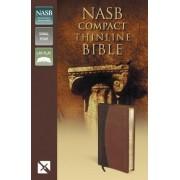 NASB Thinline Compact Bible by Zondervan