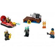 LEGO Set de pompieri pentru incepatori (60106)