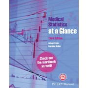 Medical Statistics at a Glance 3E by Aviva Petrie