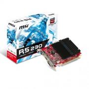 MSI R5 230 1GD3H AMD Radeon R5 230 1024GB scheda video