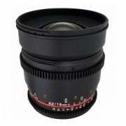 Samyang 16mm T2.2 Canon VDSLR II - Cine Lens