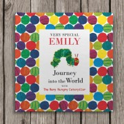 Journey with The Very Hungry Caterpillar Personalised Book