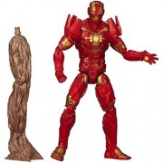 Marvel Guardians Of The Galaxy Platinum Series Iron Man Figure 6 Action Figure by SuperTrading
