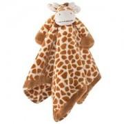Teddykompaniet Diinglisar Giraffe Snuttefilt