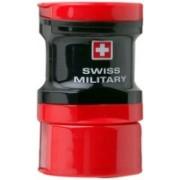 Red swiss military Worldwide Adaptor(Red)