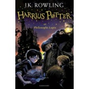 J. K. Rowling Harry Potter And The Philosopher's Stone (Latin Edition)