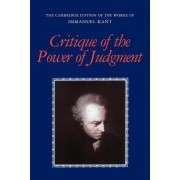 Critique of the Power of Judgment by Immanuel Kant
