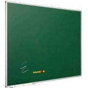 Tabla magnetica pentru creta 120 x 300 cm, profil aluminiu SL, SMIT