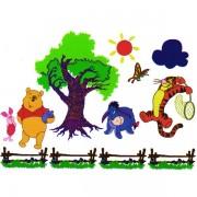 Disney Decoratiune Perete Winnie The Pooh