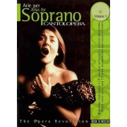 Cantolopera: Arias for Soprano - Volume 3 by Hal Leonard Corp