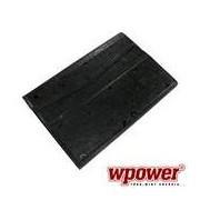 WPOWER 7'' Műbőr, nyomott mintás Tablet tok, fekete