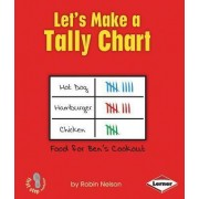 Let's Make a Tally Chart by Robin Nelson