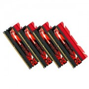Memorie G.Skill TridentX 32GB (4x8GB) DDR3, 2133MHz, PC3-17064, CL9, XMP, Quad Channel Kit, F3-2133C9Q-32GTX