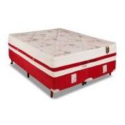 Colchão Orthoflex de Molas Pocket Agility Comfort - Colchão Casal-1,38x1,88x0,35-Sem Cama Box