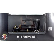 MOTORCITY CLASSICS 1/18 - 88121 1915 FORD MODEL T NEW YORK POLICE DEPT PADDY VAN