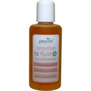 Provida Organics Ratanhiafluid Mundwasser - 100 ml