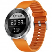 Huawei Fit (Moonlight Silver, Orange, Small, Local Stock)