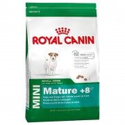 Royal Canin 8 kg Mini Adult 8+ Royal Canin pienso para perros