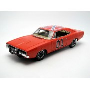 Auto World - 1/18 - Dodge - Charger General Lee - Dukes Of Hazzard - Amm964
