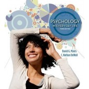 Psychology in Everyday Life by David G Myers