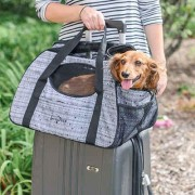 Gen7Pets Carry-Me Pet Carrier Gray Shadow by 1-800-PetMeds