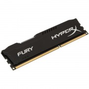 DDR4, 8GB, 2133MHz, KINGSTON HyperX FURY, CL14, Black (HX421C14FB2/8)