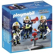 PLAYMOBIL Fire Rescue Crew Set