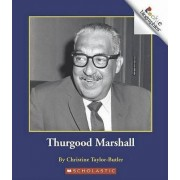 Thurgood Marshall by Christine Taylor-Butler