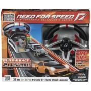 Megabloks 95716U Need For Speed - Coche Porsche Turbo con rampa y volante