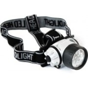 Rudham Headlight 7 LED Headlamp(Silver)