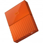 Hard disk extern WD My Passport New 4TB 2.5 inch USB 3.0 Orange