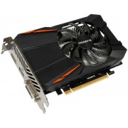 Placa Video GIGABYTE GeForce GTX 1050 Ti, 4GB, GDDR5, 128 bit