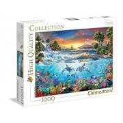 Clementoni - 39335 - Puzzle - Under the sea - 1000 Pièces
