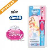 Cepillos eléctricos Oral-B Stages Power (Princesas)