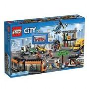 Lego City Town 60097 City Square Building Kit