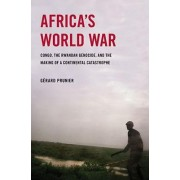 Africa's World War by Gerard Prunier