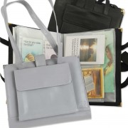 Magazine and Tract Tote