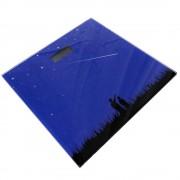 Balança Eletronica Pessoal CBR1047-A Color 180kg Máximo