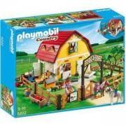 Комплект Плеймобил 5222 - Детска пони ферма - Playmobil, 290801