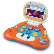 Vtech Babys Light Up Laptop (Mfg Age: 12 Months 3 Years)(Kid Sized Laptop For Imitative Play