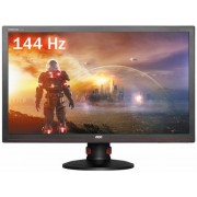 "Monitor Gaming TN LED AOC 27"" G2770PF, Full HD (1920 x 1080), HDMI, VGA, DVI, DisplayPort, 1 ms, Boxe, Pivot (Negru)"