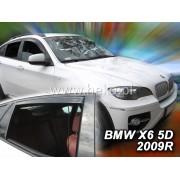 Deflektory komplet 4 ks - BMW X6 (E71), 2007-14