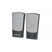 Boxe 2150, 2.0 4W, Negru/Gri