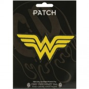"Dc Comics Super Hero Patch-Wonder Woman Insignia 4 ""X 2"""