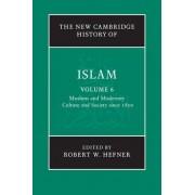 The New Cambridge History of Islam by Robert W. Hefner