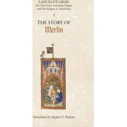 Lancelot-Grail: The Story of Merlin v. 2 by Norris J. Lacy