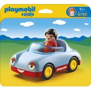 Playmobil Convertible Car, Multi Color