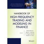 Handbook of High-Frequency Trading and Modeling in Finance by Ionut Florescu